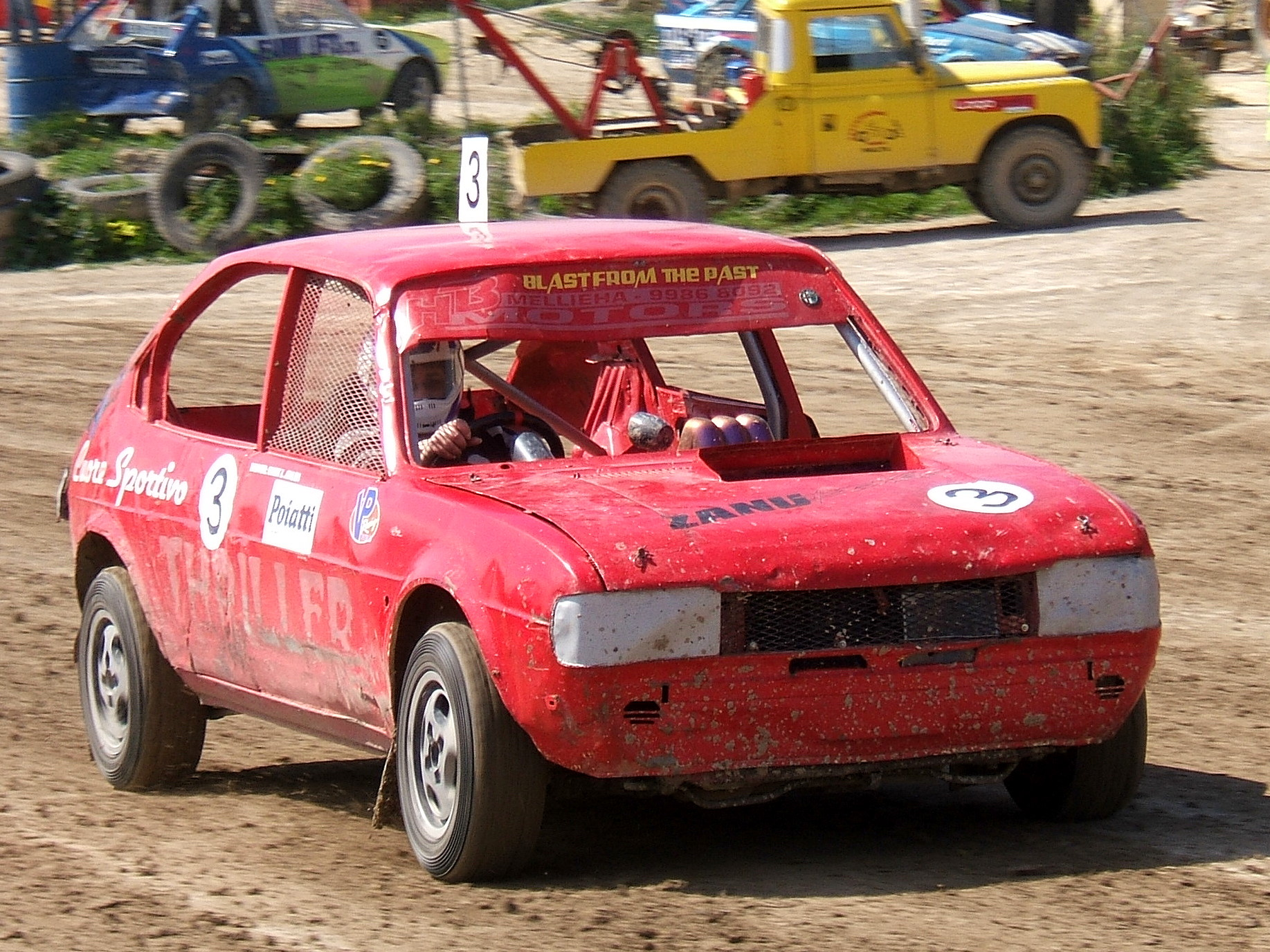 Mark Galea - Autocross A Champion 2009